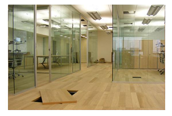 Pavimenti tecnici sopraelevati centro pannelli roma for Centro uffici roma